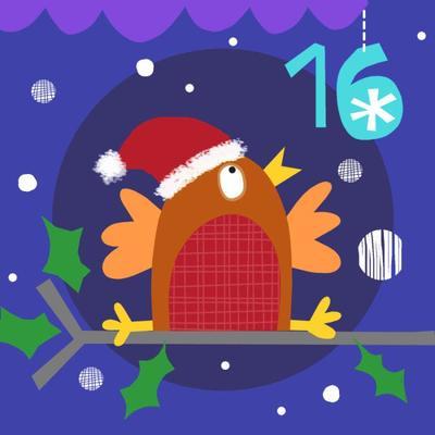 16-jayne-schofield-christmas-robin-advent