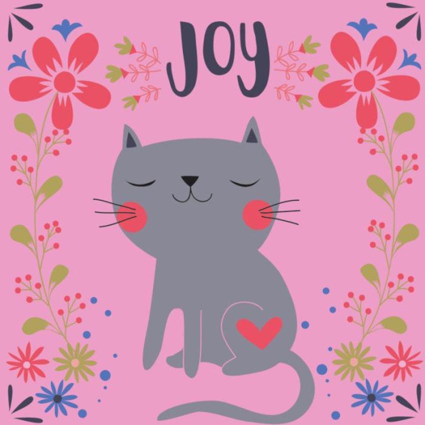 Christmas Card - GM_Cat