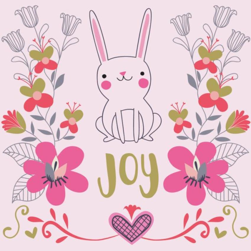 Christmas Card - GM_Bunny