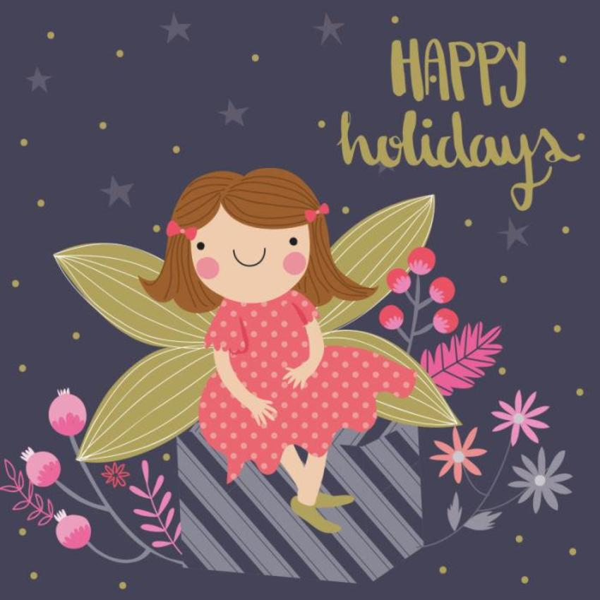 Christmas Card - GM_Fairy