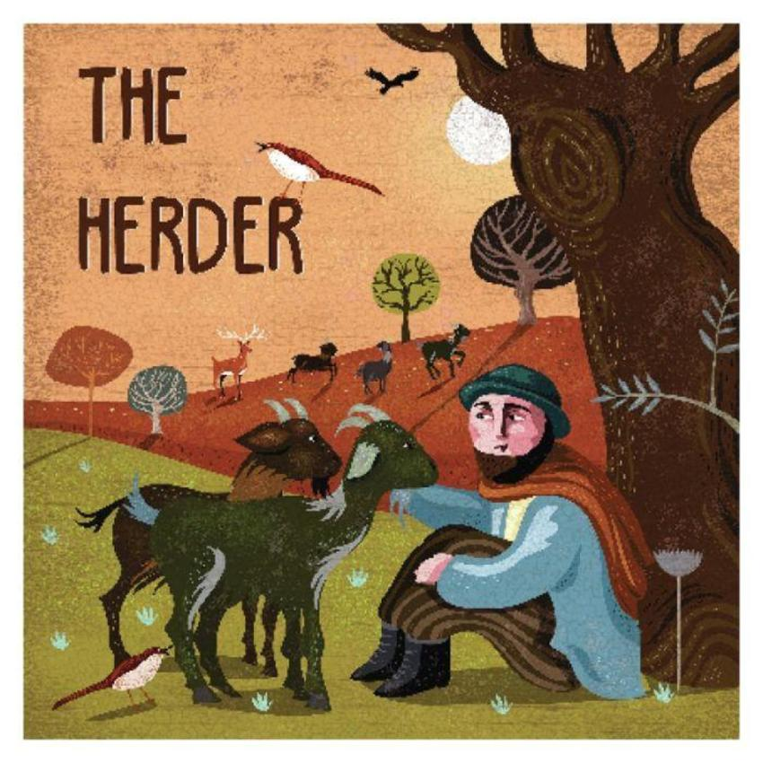 THE HERDER COVER