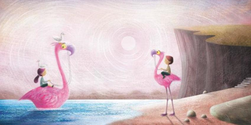 Travelling By Flamingo