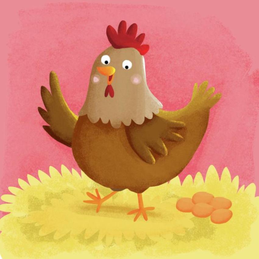 Chicken Copy