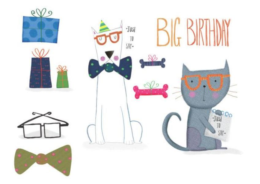 Katie Saunders Cats Page 2
