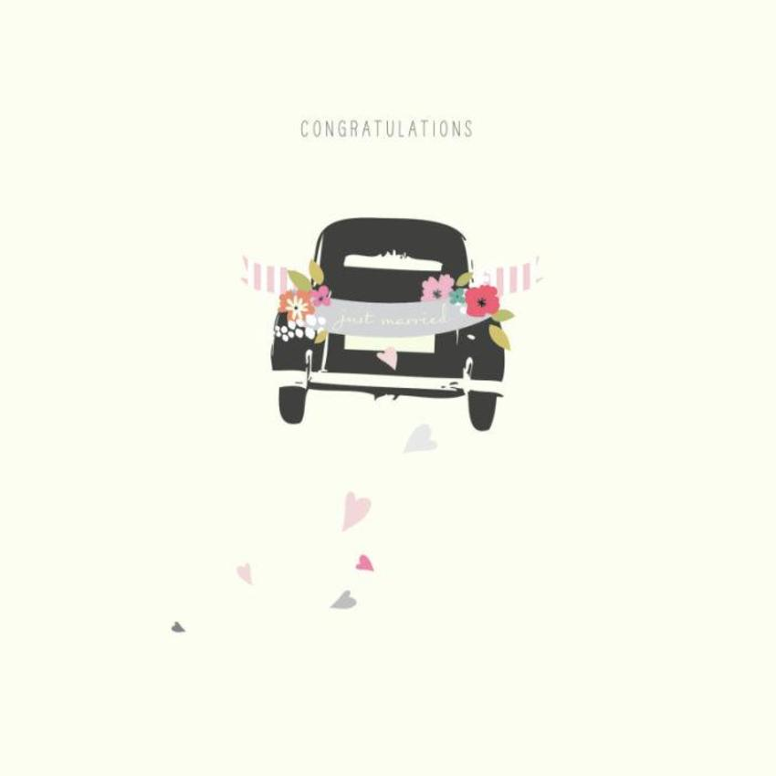 Just Married Car-01