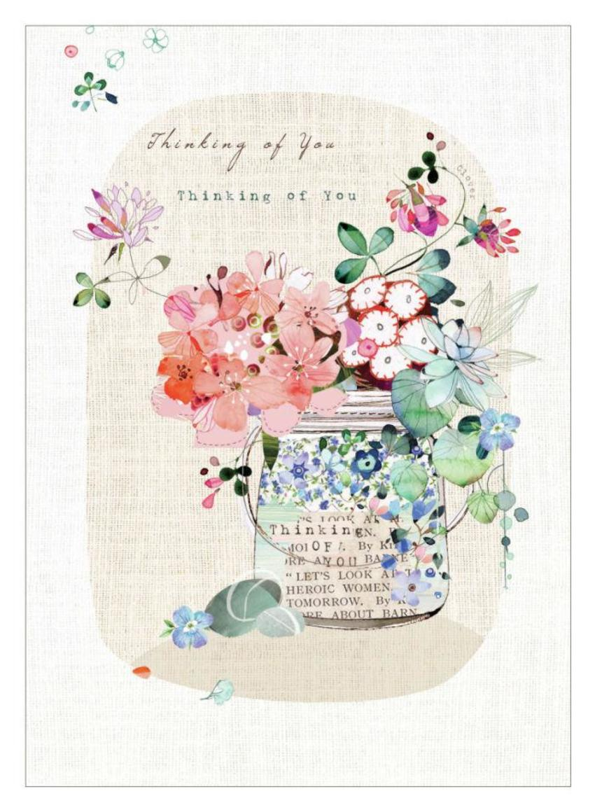 Jar Floral