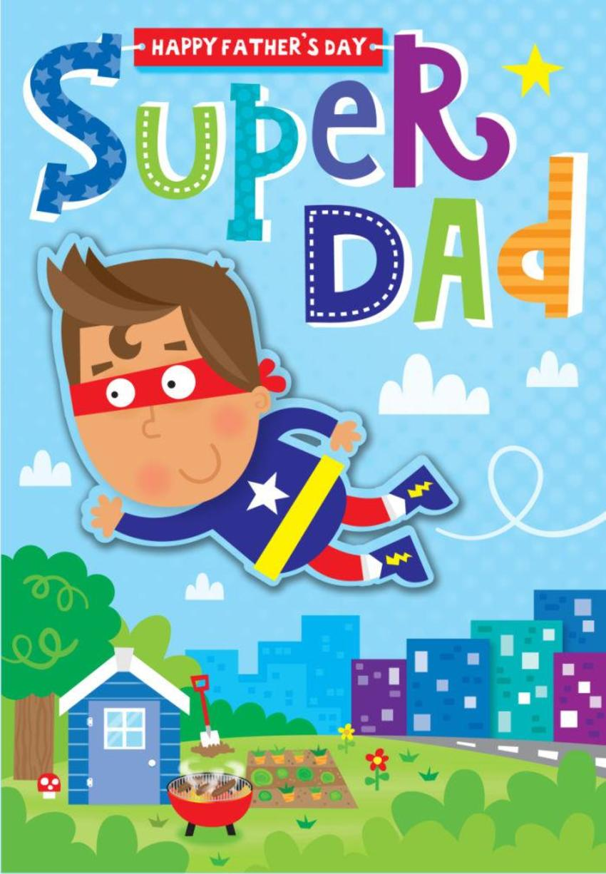 JENNIE BRADLEY-SUPER DAD