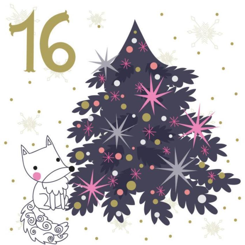 Christmas Advent 2015-16 - Gina Maldonado