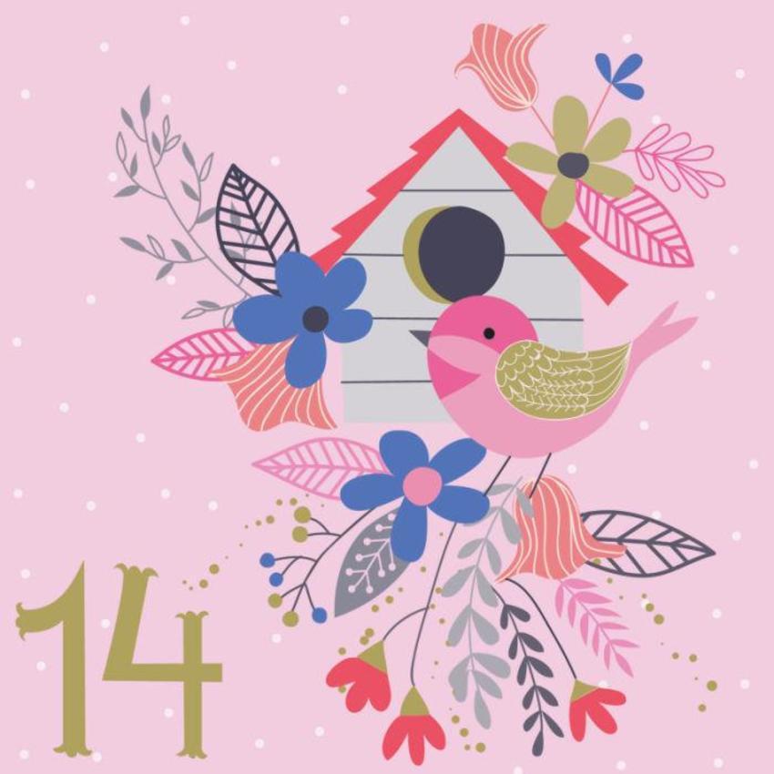 Christmas Advent 2015-14 - Gina Maldonado