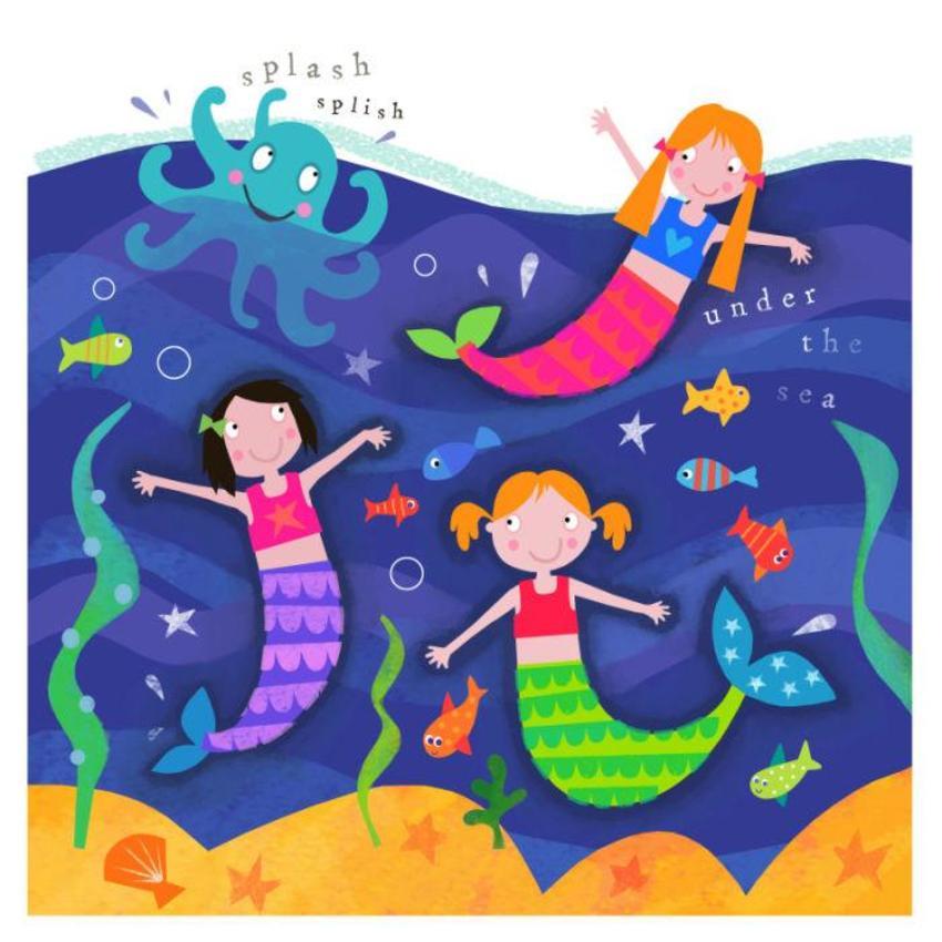 Jayne Schofield Mermaids
