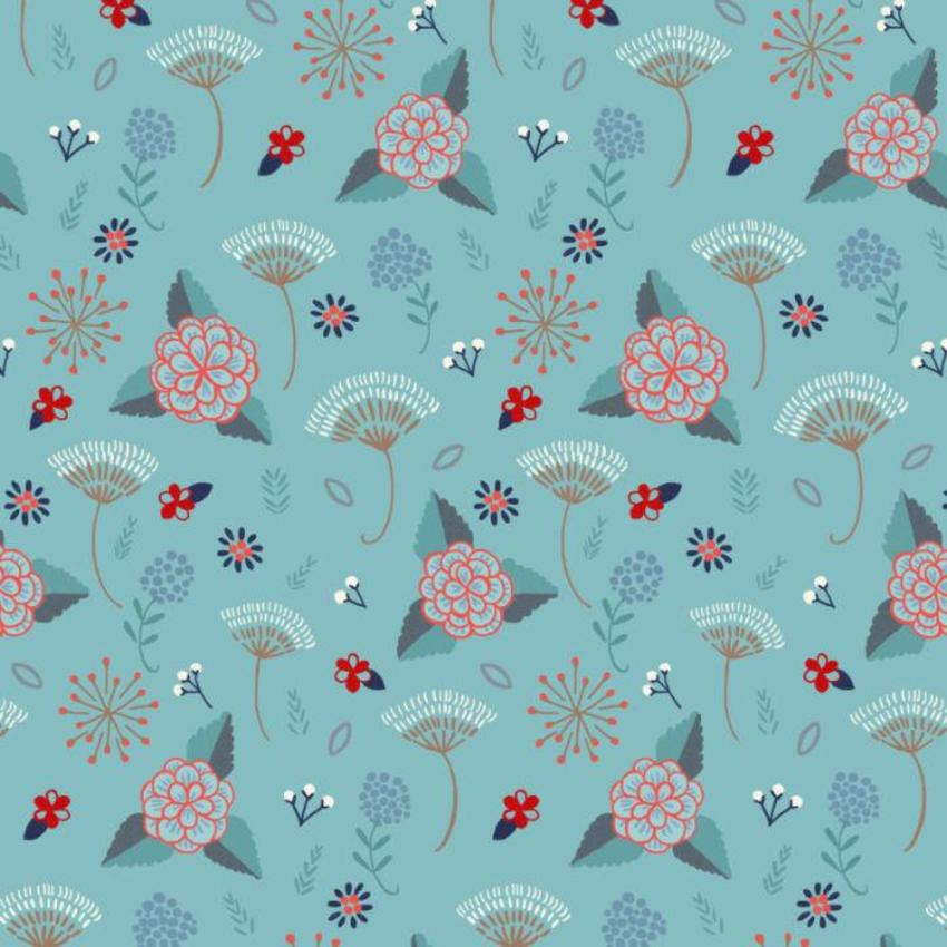 Floral Pattern 04
