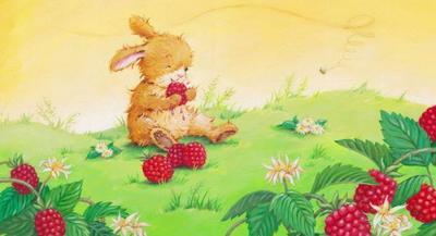 rabbit-raspberries-messy-cute-jpg