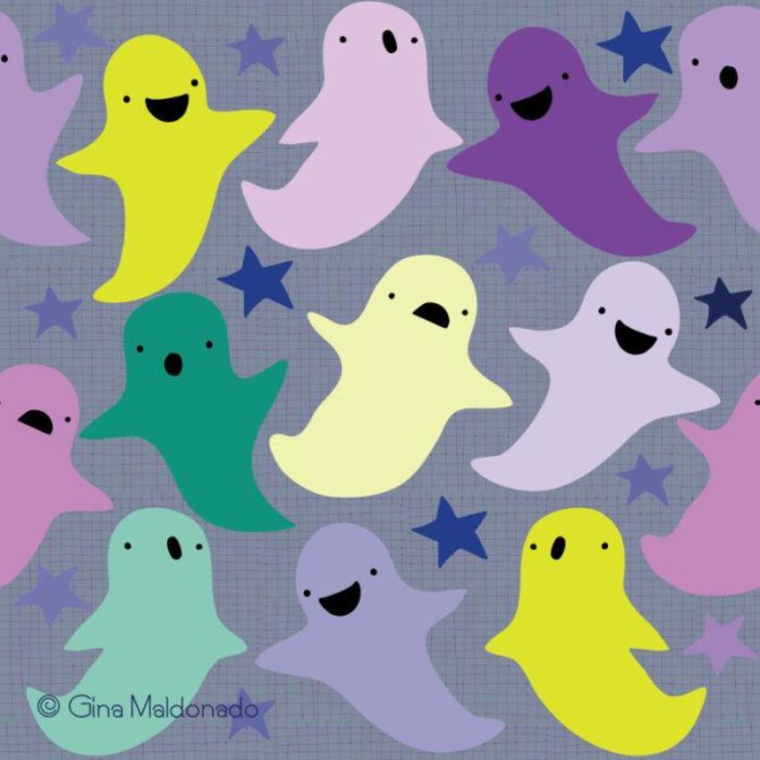 Ghost Pattern - GM
