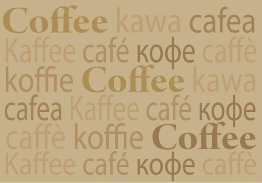 Coffeetextonly