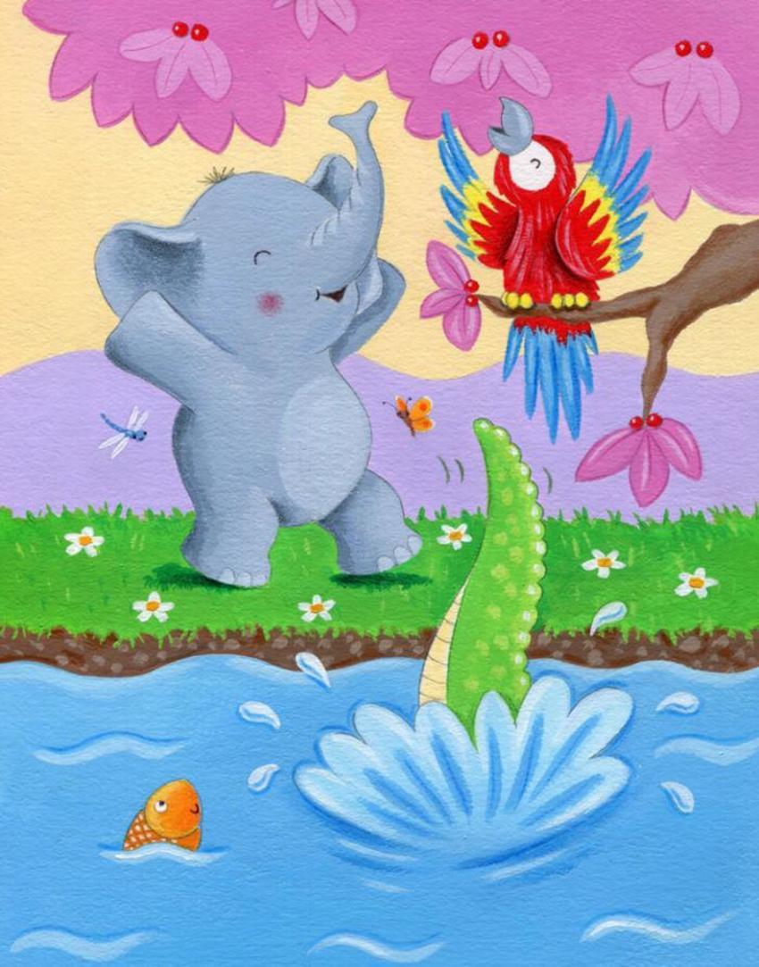 Elephant 5 RHP