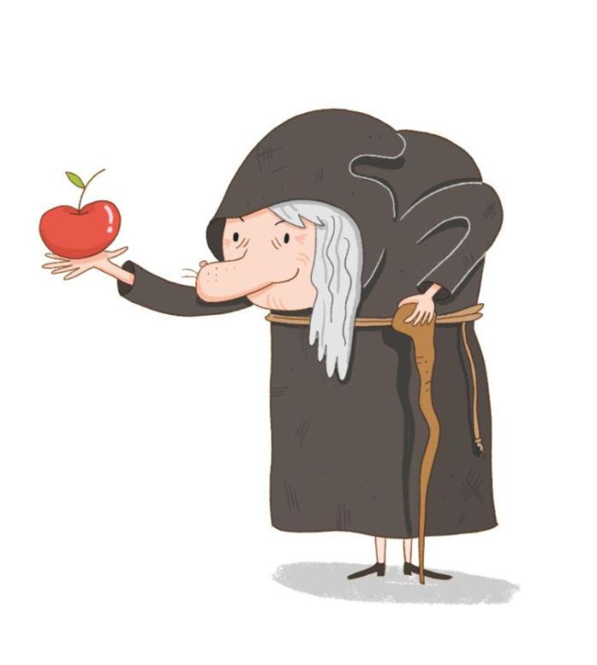 Snowwhite Tales Evil Apple