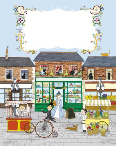 victorian-street-cover-detailed-people-animals-shops