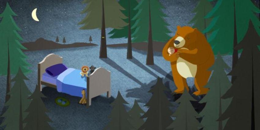 Kev Payne Portfoliobedtime Bear