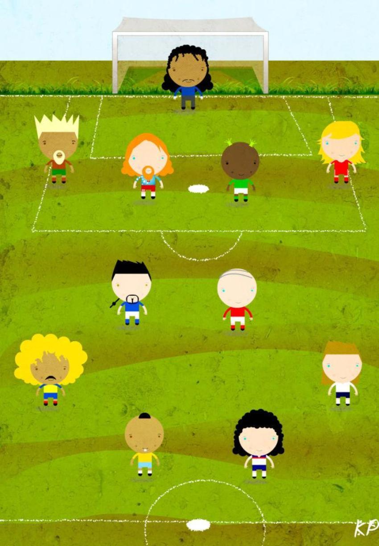 Kev Payne Portfoliofootball Team