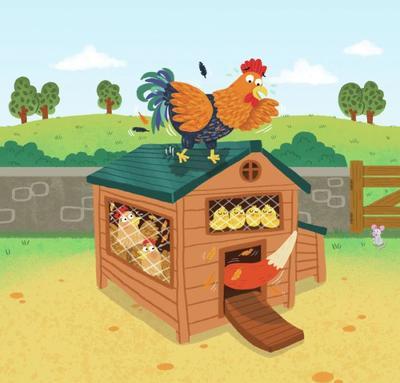 farm-hen-house-fox