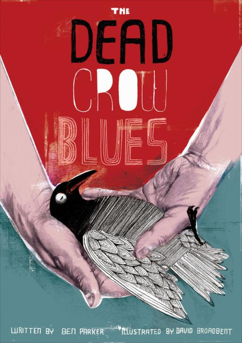 Dead Crow Blues Cover