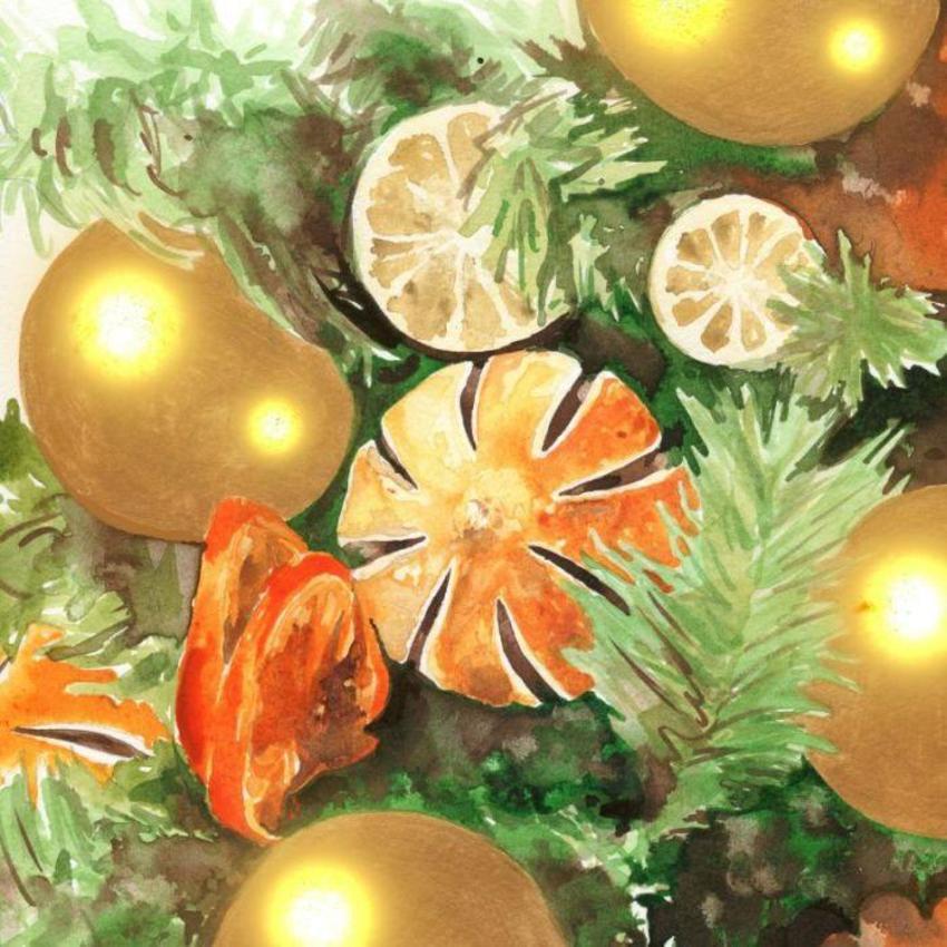 Erin Brown - Christmas Card 1:4