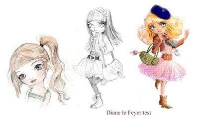 Diane Le Feyer