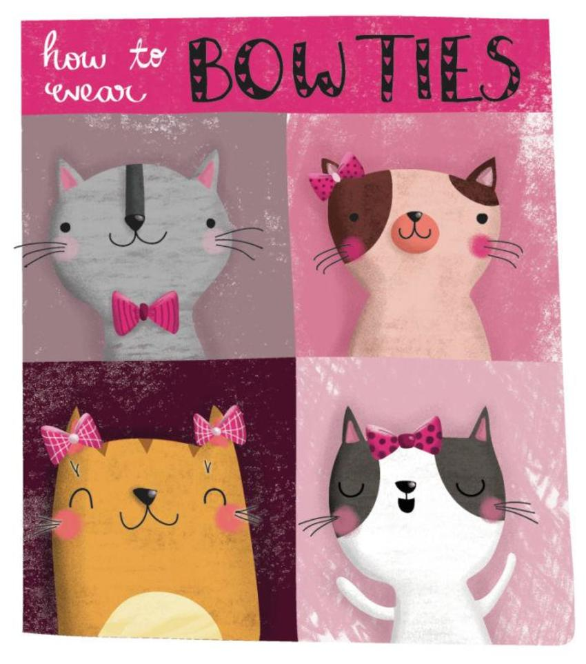 How To Wear Bow Ties Cats - GM