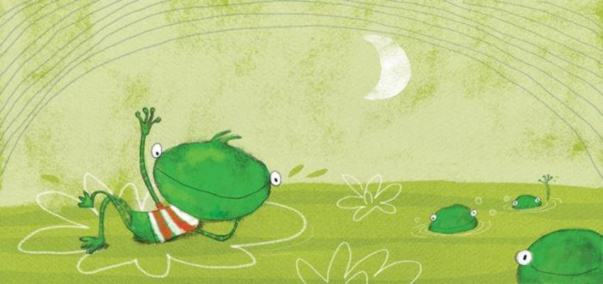 PB116 Frogs