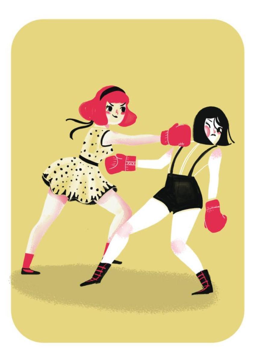 Girls Boxe