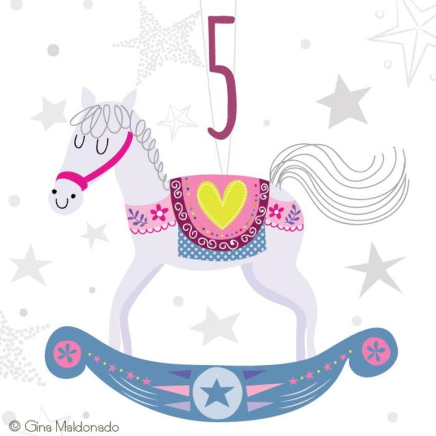 5 - Rocking Horse - GM