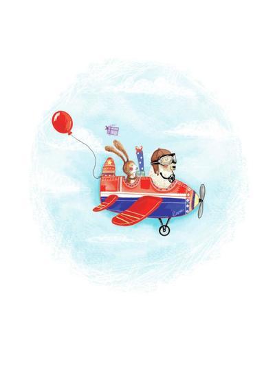 card-birthdayplane-psd