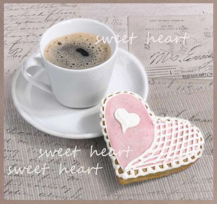 Greeting Card Sweet Heart LMN41371
