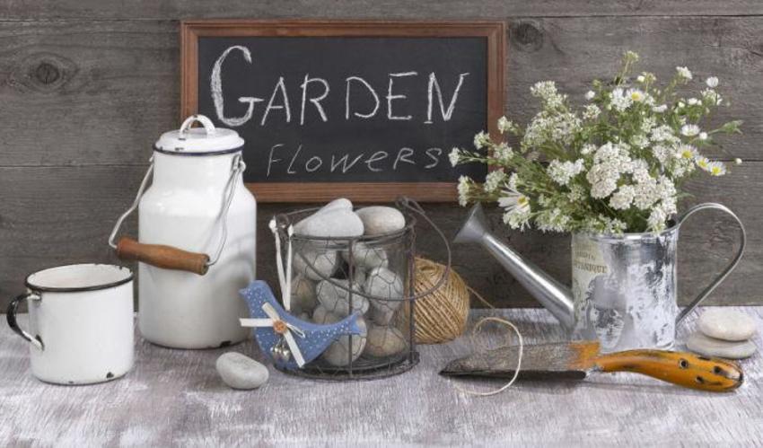 Poster Still Life Flowers Garden LMN40367