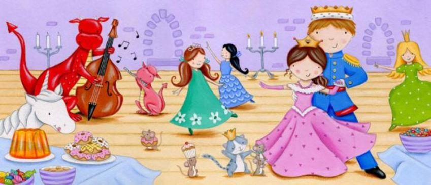 Princess Spread 5