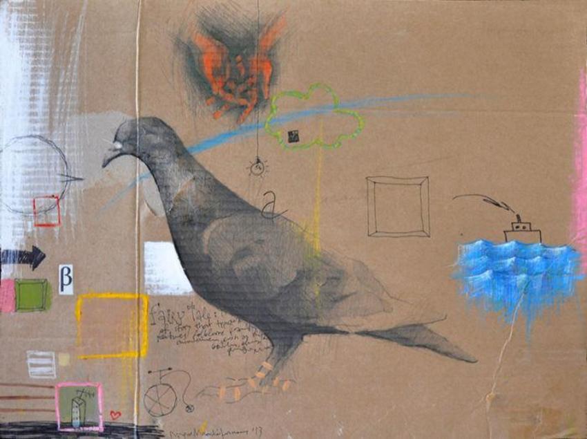 PB14 Pigeon