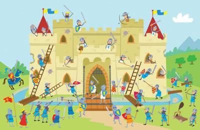 sticker-book-castles-knights-attack