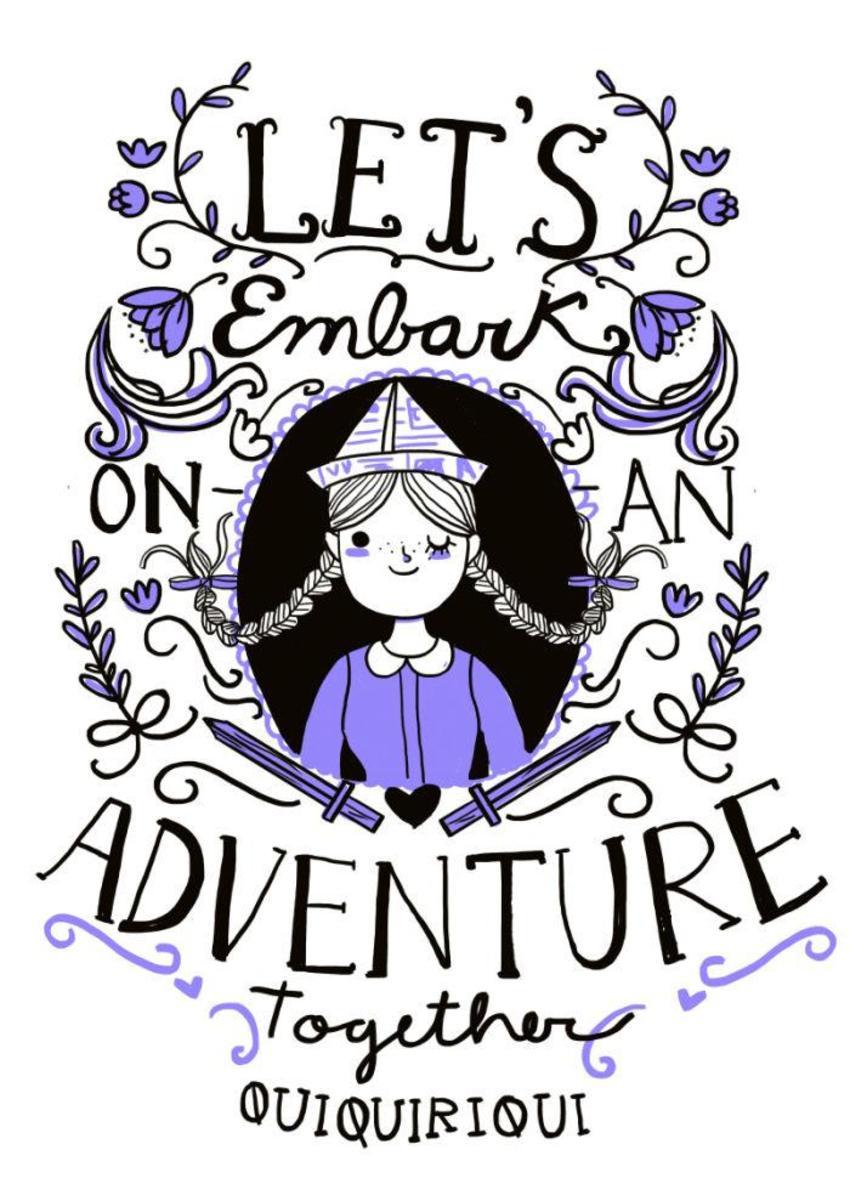 Print Adventure Qqq