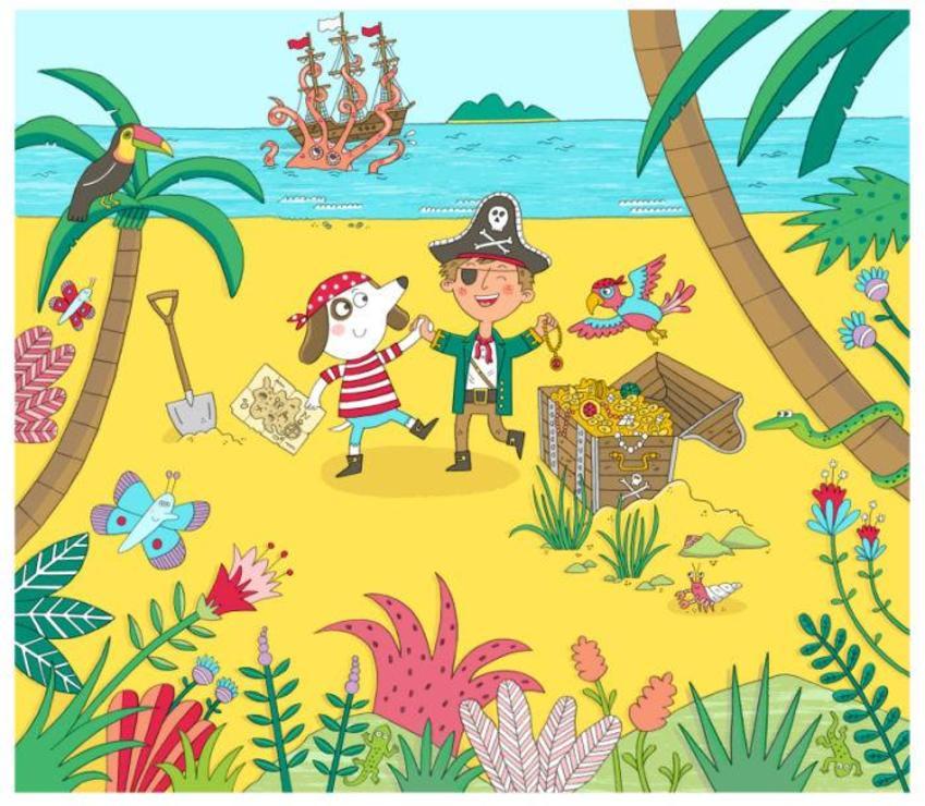 Pirate-Boy-and-Dog