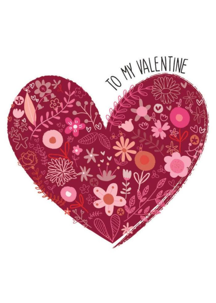 To My Valentine - GM