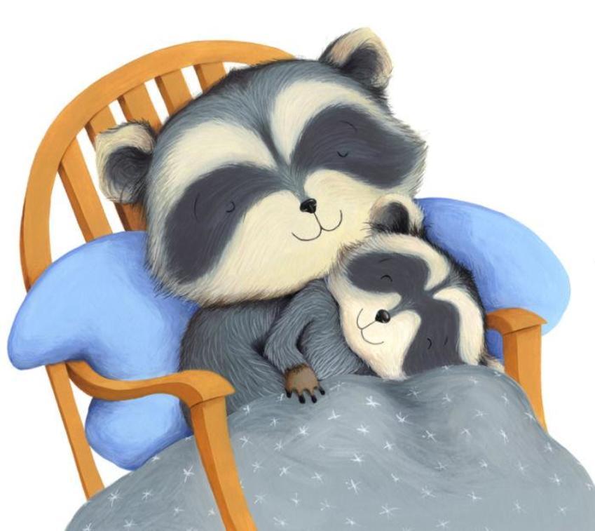 Book Corke Raccoon