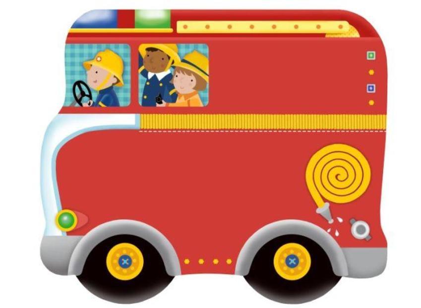 Fire Truck Main Vehicle