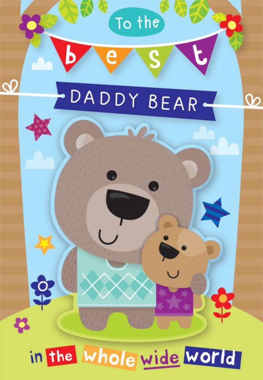 JENNIE BRADLEY-DADDY BEAR