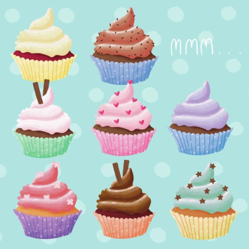Cupcakes Mm