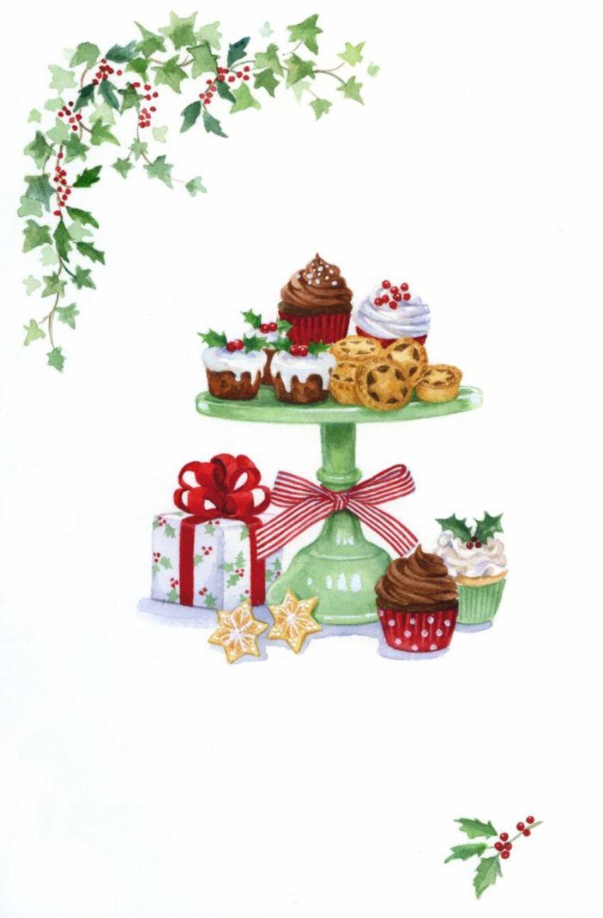 LA  - Christmas Cakes