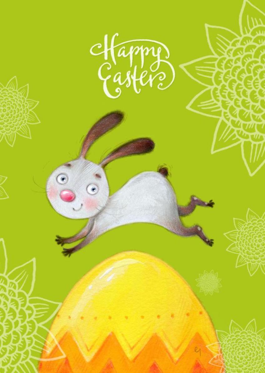 Happy Easter Bunny 3