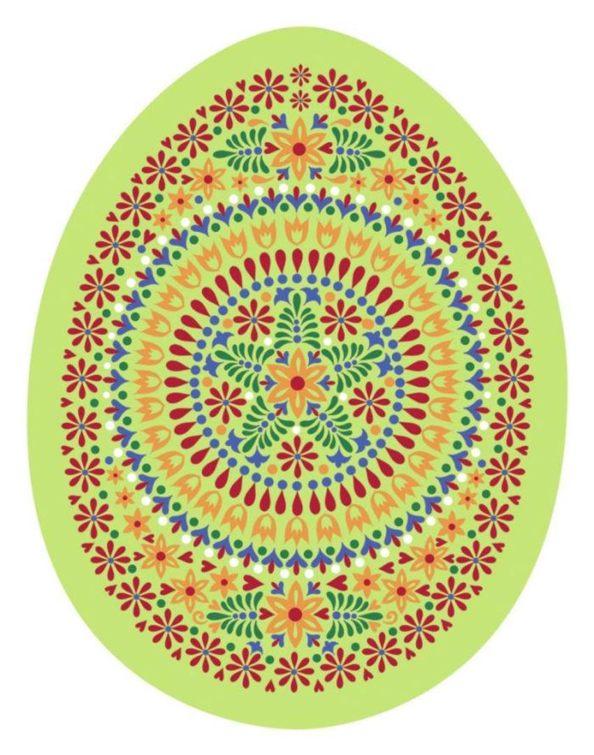 Egg Green 1