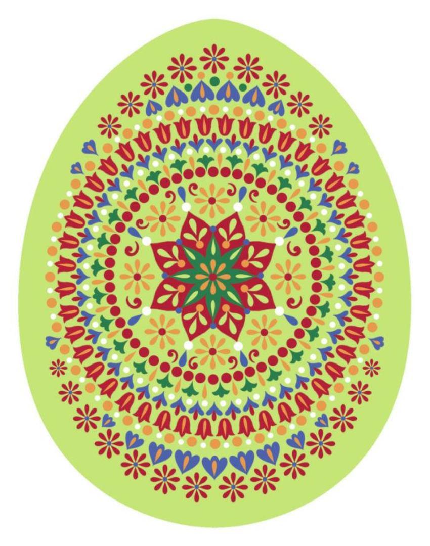 Egg Green 6