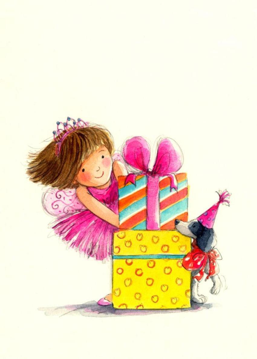 Surtex Corke Greetings Card Birthday 1