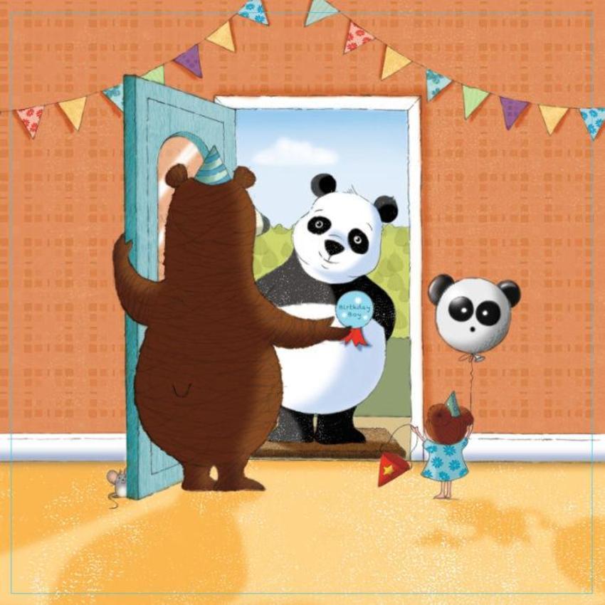 Bear Birthday Party